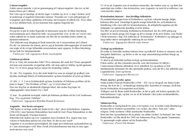 Program 2013-14 - side 2 og 3