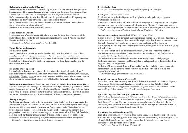 THS-Program teologihøjskolen 2014 side 2 og 3-page0001